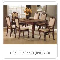 COS - T16CHAIR (TH07-724)